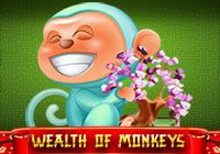 Wealth of monkeys